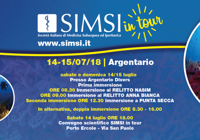 simsi in tour argentario